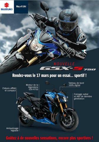 gsx s 750 mfc paris actualit motos suzuki kawasaki indian victory mbk concessionnaire moto. Black Bedroom Furniture Sets. Home Design Ideas