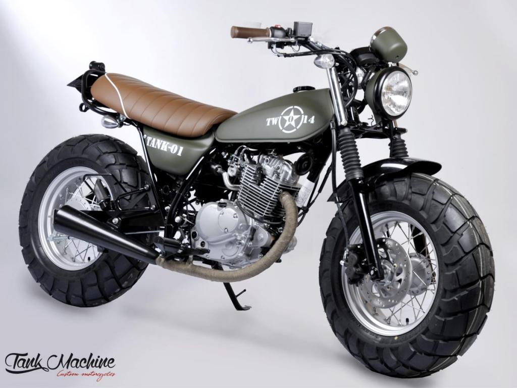 vanvan by mfc paris van van army mfc design pr paration motos peinture design tuning. Black Bedroom Furniture Sets. Home Design Ideas